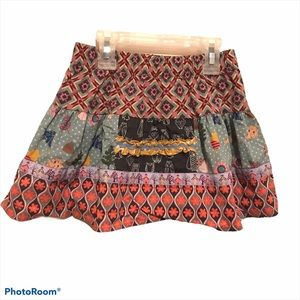 Matilda Jane Croquet Molly Skirt